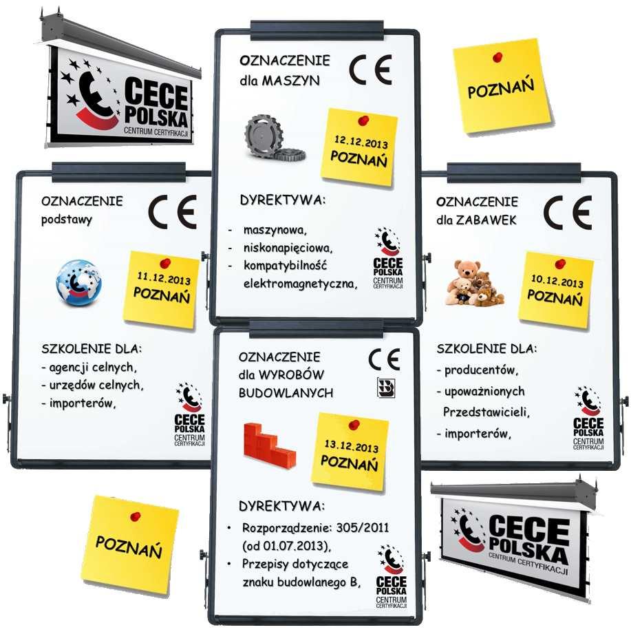 znak CE szkolenia